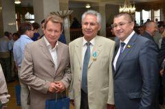 бывший мэр Новочебоксарска Валерий Андреев .jpgГоссовет Чувашии отпраздновал 20-летие Госсовет Чувашии