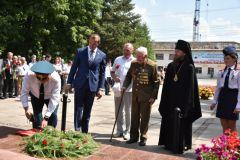 Чувашия присоединилась к Всероссийской военно-патриотической акции «Горсть памяти» Акция «Горсть Памяти»
