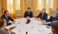 Объемы экспортных товаров увеличиваются республика Глава Чувашии Михаил Игнатьев