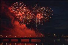 23-24 июня в Чебоксарах пройдет Международный фестиваль фейерверков  Фестиваль фейерверков в Чебоксарах