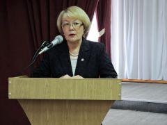 Светлана ПетроваЭкс-замминистра Чувашии получила два года условно  приговор