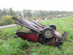 В эти выходные Чувашии  в одном  ДТП погибли 6 человек ДТП
