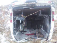 В Цивильском районе проводится расследование по поводу ДТП с участием пассажирской «Газели» пассажирская Газель маршрутки ДТП