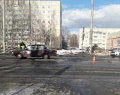 В Новочебоксарске стажер автошколы совершил наезд на школьницу ДТП