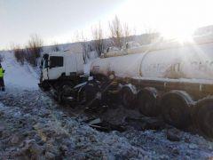 "Два человека погибли в ДТП на ""Вятке"" в Чебоксарском районе ДТП"