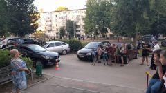 Место ДТПС начала года в Новочебоксарске зафиксировано 10 ДТП с детьми, 5 - за лето ДТП с несовершеннолетним