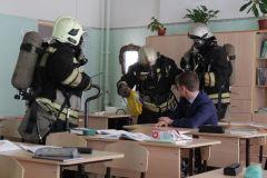 Учебная эвакуацияИз новочебоксарского лицея № 18 эвакуировали школьников и педагогов. Мероприятие было учебным эвакуация лицей 18