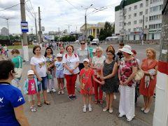 В Чебоксарах прошла бесплатная экскурсия «Нарспи. Истории и легенды»