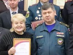 Фото cap.ruС наградой! МЧС Чувашии