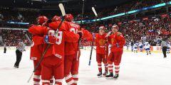 Фото: © Matt Zambonin/HHOF-IIHF Images Россия разгромила Словакию. Два других фаворита МЧМ провалились МЧМ-2019