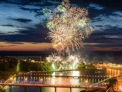 """В Чувашии пройдет международный фестиваль фейерверков """"АСАМАТ"""""""