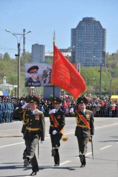 Парад Победы в этом году состоится  День Победы