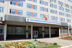 foto.cheb_.ru-107699.jpgИз резервного фонда Президента России выделено 26,5 млн рублей на ремонт поликлиники детской РКБ больница