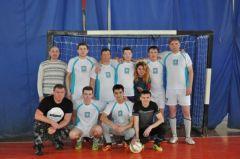 Команда «Химпрома» - участник турнира «Вежливая лига» Химпром