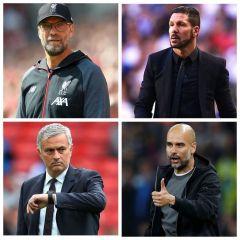 Самые высокооплачиваемые тренеры в футболе