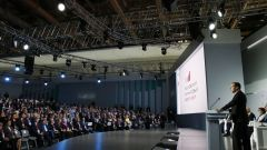Михаил Игнатьев принял участие в мероприятиях Московского финансового форума «Финансовая система конкурентной экономики XXI века: вызовы и решения»