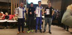 V этап Кубка по ледовым гонкам в Чебоксарах отменен из-за погоды автогонки