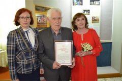 Народный писатель Чувашии Денис Гордеев отметит 80-летний юбилей