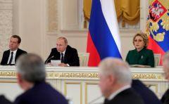Владимир Путин назвал Чувашию в группе регионов-лидеров в инвестиционной сфере Президент России Владимир Путин