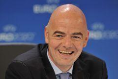 ФИФА возглавил Инфантино выборы