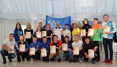 Молодежь «Химпрома» отличилась в состязаниях по плаванию Химпром