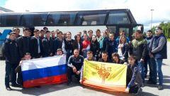 46 студентов из Чувашии на ЧМ-2018 в СаранскеСтуденты из Чувашии начали работу на чемпионате мира по футболу в Саранске Чемпионат мира по футболу 2018 волонтеры