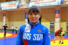 Вероника Чумикова выступит на международном турнире по спортивной борьбе