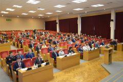 Госсовет проголосовал за. Фото cap.ruГоссовет Чувашии поддержал поправки к Конституции и уточнение республиканского бюджета Госсовет Чувашии