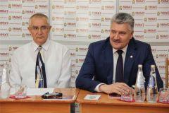 На финальном этапе конкурсаСостоялся финальный этап конкурса «Лидеры здравоохранения Чувашской Республики» здравоохранение