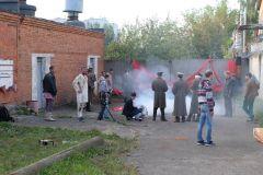 В Чувашкино начались съемки художественно-документального фильма «В красном море» кино чувашкино