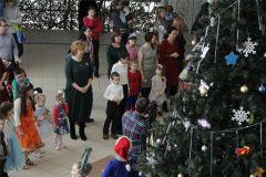 Состоялась традиционная Рождественская елка для детей с ограниченными возможностями здоровья
