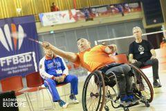 Семеро парабадминтонистов Чувашии выступают на чемпионате Европы во Франции