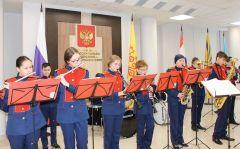В Чувашском кадетском корпусе состоялся первый республиканский кадетский форум