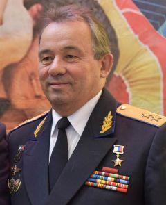 Николай ГавриловНа призы Героя России