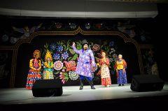 На сцене ТЮЗа – новогодняя премьера «Аленький цветочек»