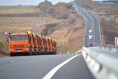 Чувашский отрезок трассы М-7 отремонтирован досрочно