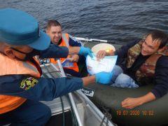 В Новочебоксарске продолжают контролировать и обеспечивать безопасность людей на водных объектах