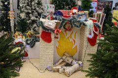 В Новочебоксарске подведены итоги городского смотра-конкурса на лучшее новогоднее оформление