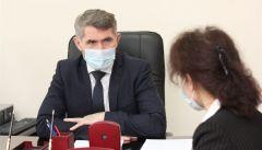 Прием гражданОлег Николаев рассказал о ситуации с долгостроями компании «Лидер»   долгострой