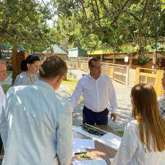В Новочебоксарске планируют обновить зоопарк Зоопарк Ельниковская роща