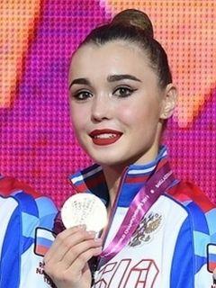 Пятикратная  чемпионка мира