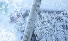 С 17 по 20 января в Чувашии ожидаются аномальные морозы Погода