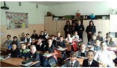 фото с сайта 21.мвд.рфСотрудники МВД Новочебоксарска рассказали школьникам о тревожной кнопке вневедомственная охрана Безопасность