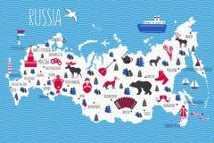 Самая большая страна в мире. Фото: iStockВ ПФО наименьшее количество правильно оформленных межрегиональных границ Вести ПФО