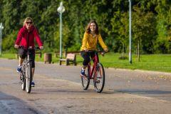 Маркировка пока необязательна. Фото: rg.ruЭксперимент по маркировке велосипедов стартует 16 сентября велосипед