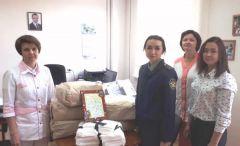 Сотрудники ИК-2 и осужденные женщины приняли участие в акции «Добровольцы – детям» Благотворительность