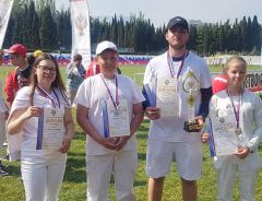 Чебоксарец Роман Ефимов выиграл первенство России по стрельбе из лука