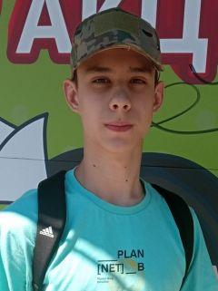 Георгий Магаев, 16 летНа солнце — ни ногой Школа-пресс