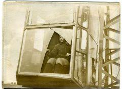 Из кабины башенного крана... Первостроители