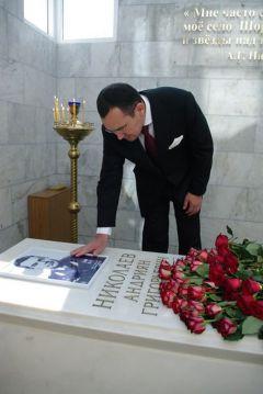 Первый вне земного притяжения фоторепортаж Андриян Григорьевич Николаев